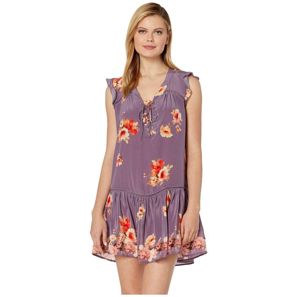 トラーニ Tolani レディース ワンピース チュニックドレス ワンピース・ドレス【Daya Tunic Dress】Bloom
