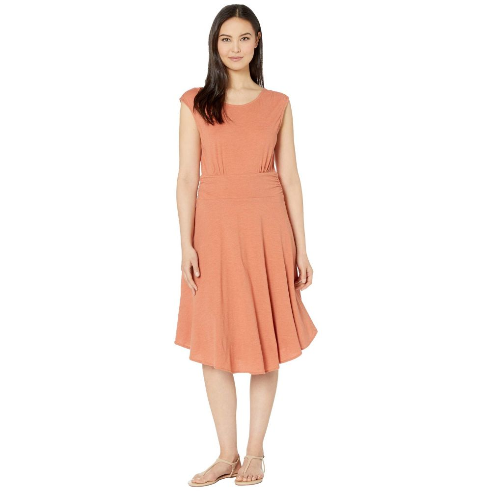 プラーナ Prana レディース ワンピース ワンピース・ドレス【Jola Dress】Toasted Terracotta