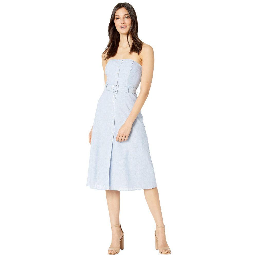 ビービーダコタ BB Dakota レディース ワンピース ワンピース・ドレス【Never Belt Better Dress】Sky Blue