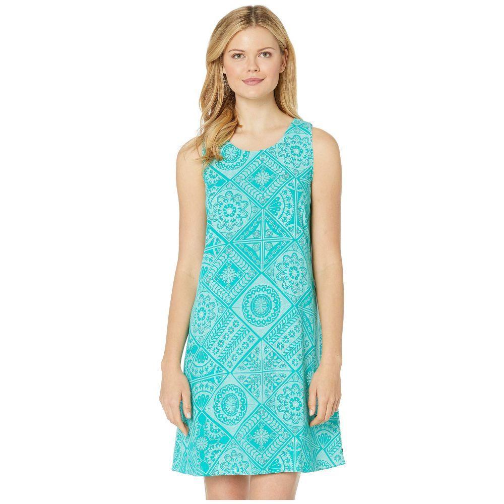 ハットレイ Hatley レディース ワンピース ワンピース・ドレス【Meghan Dress】Vista Mar Green