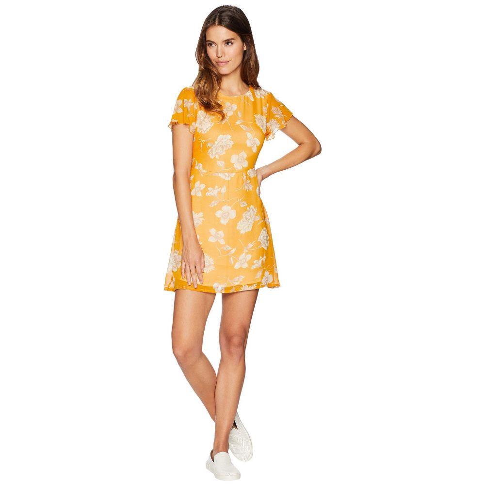 ボルコム Volcom レディース ワンピース ワンピース・ドレス【Tropickle Dress】Mustard