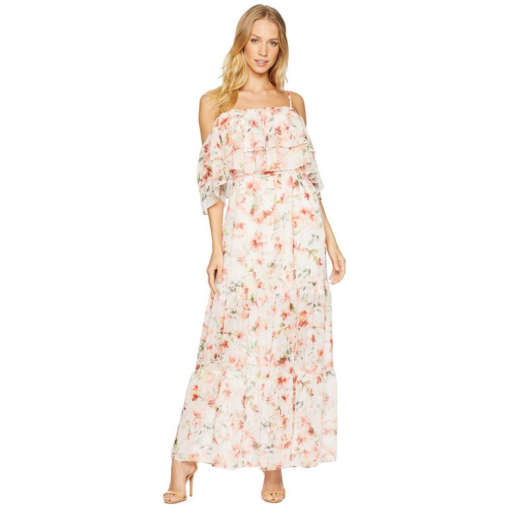 ビービーダコタ BB Dakota レディース ワンピース ワンピース・ドレス【RSVP Tae Floral Off the Shoulder Dress】Vanilla
