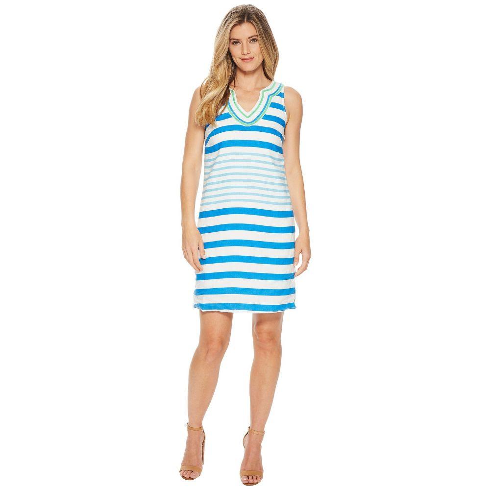 ハットレイ Hatley レディース ワンピース ワンピース・ドレス【Portia Dress】Seaglass Stripes