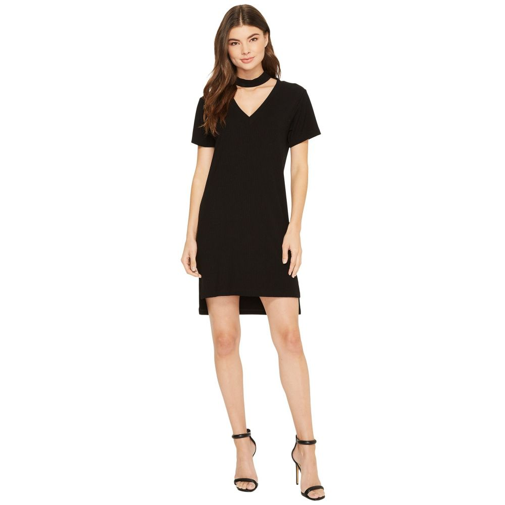 エルエヌエー LNA レディース ワンピース チョーカー ワンピース・ドレス【Klassen Choker Dress】Black