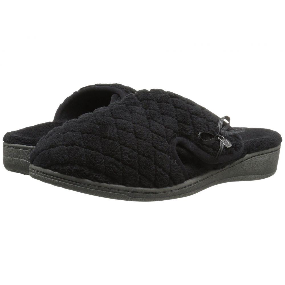 バイオニック VIONIC レディース スリッパ シューズ・靴【Adilyn】Black