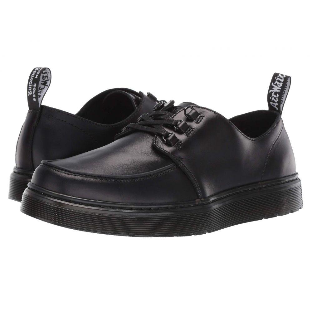 ドクターマーチン Dr. Martens レディース ローファー・オックスフォード シューズ・靴【Walden Vibe】Black Brando