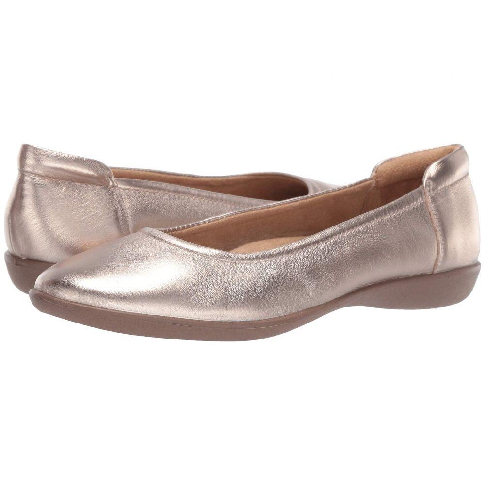ナチュラライザー Naturalizer レディース スリッポン・フラット シューズ・靴【Flexy】Light Bronze