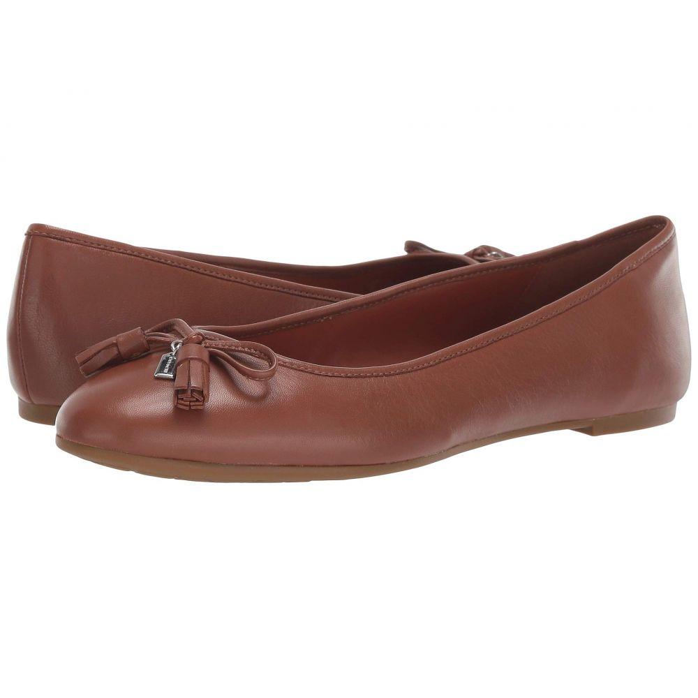 コーチ COACH レディース スリッポン・フラット シューズ・靴【Bea Leather Flat】Saddle