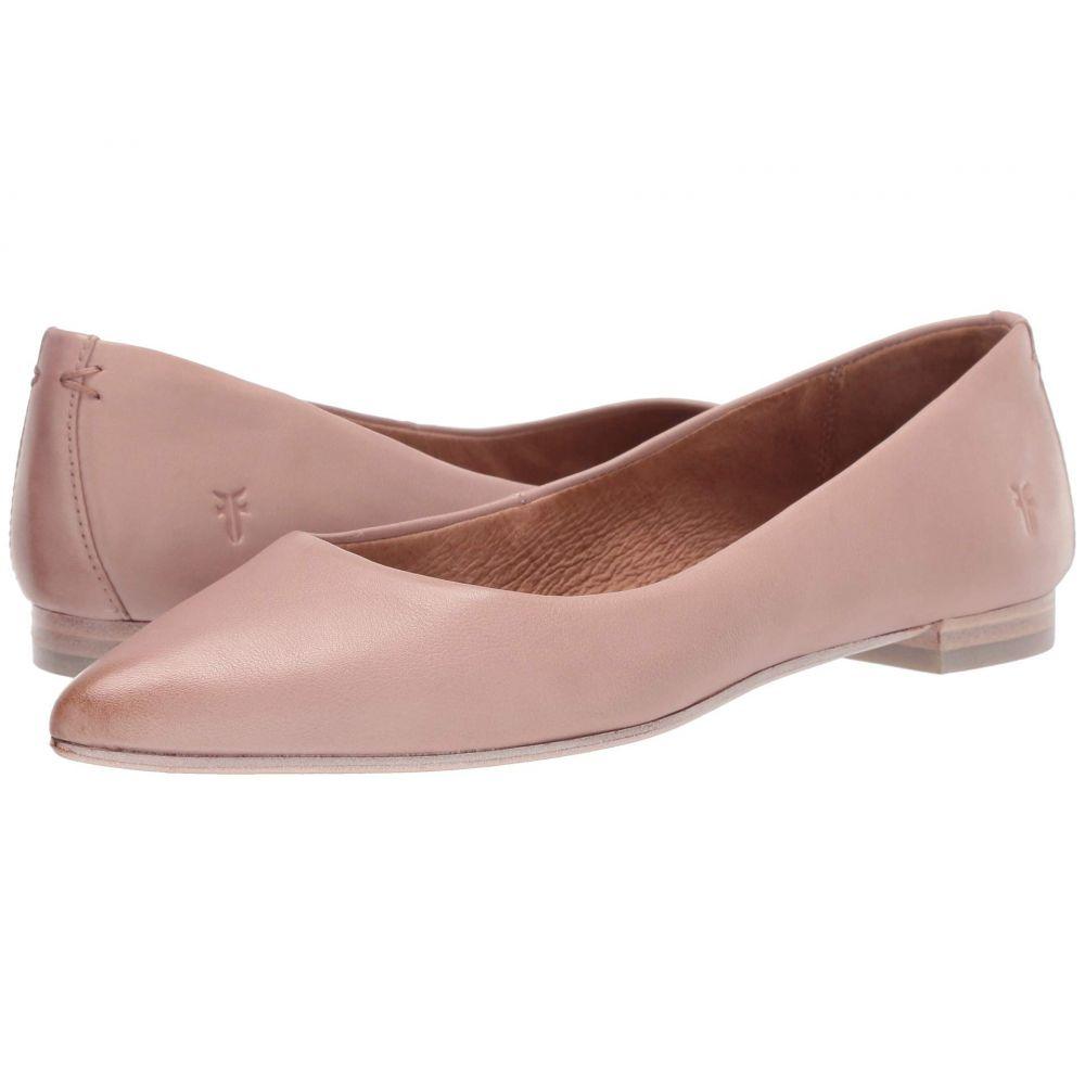 フライ Frye レディース スリッポン・フラット シューズ・靴【Sienna Ballet】Lilac Waxed Full Grain