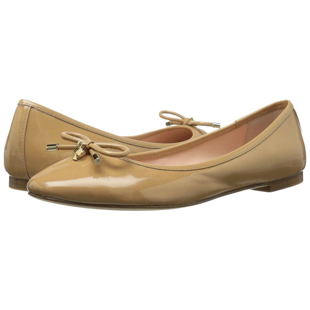 ケイト スペード Kate Spade New York レディース スリッポン・フラット シューズ・靴【Willa】Camel Patent