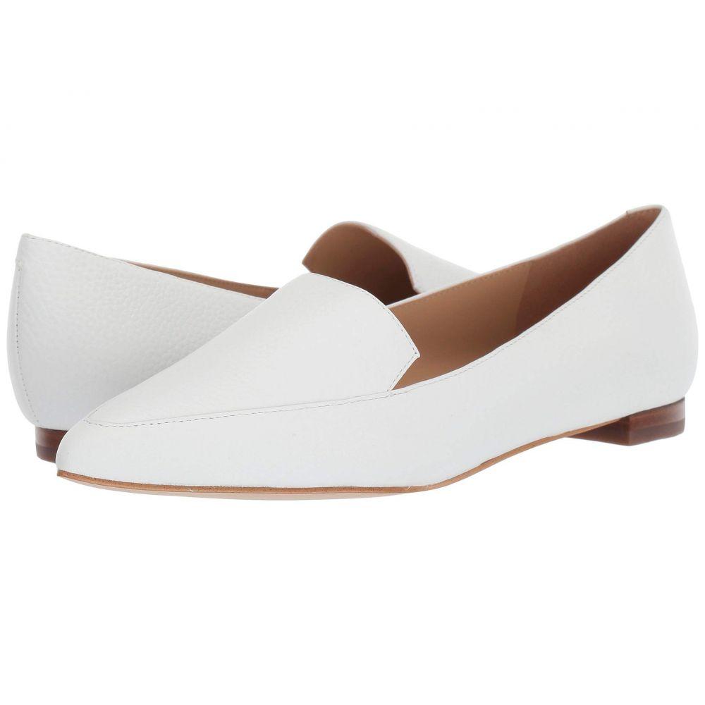 ナインウェスト Nine West レディース スリッポン・フラット シューズ・靴【Abay Flat】White