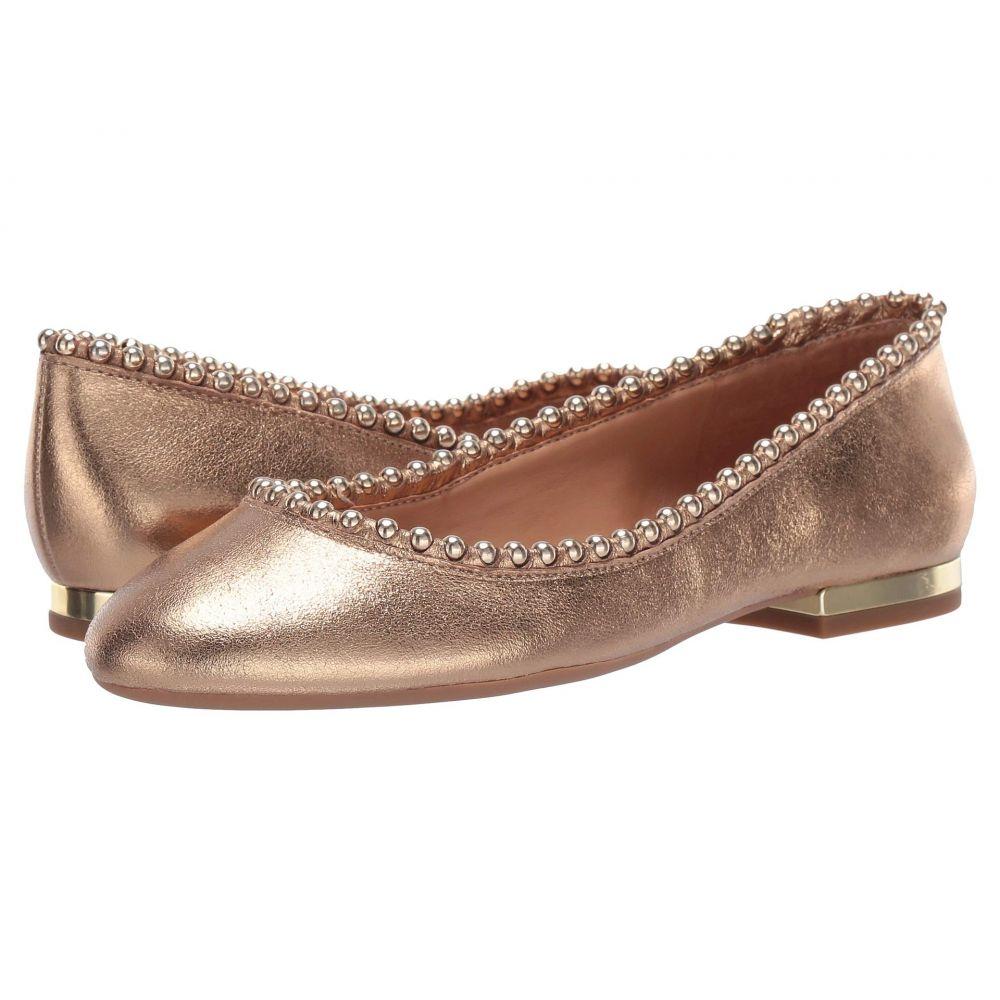 ジェシカシンプソン Jessica Simpson レディース スリッポン・フラット シューズ・靴【Gillian】Gold Metallic Gala
