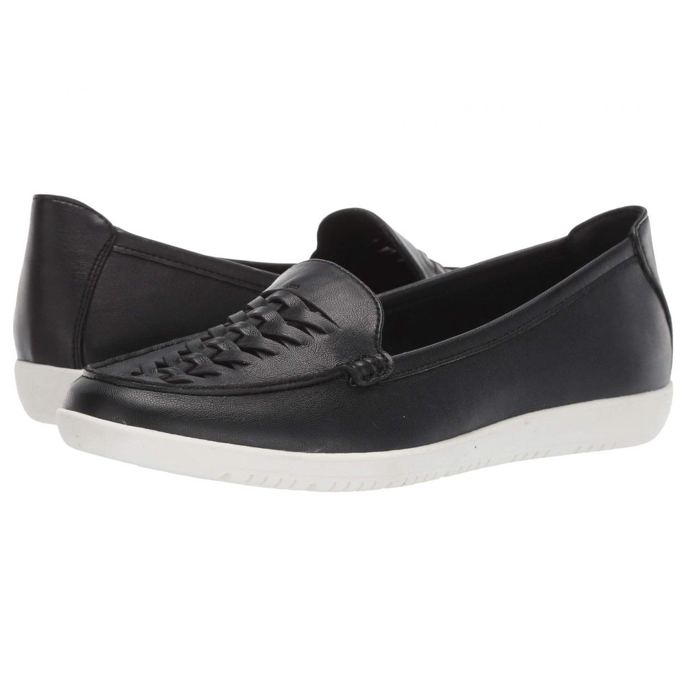 バンドリーノ Bandolino レディース スリッポン・フラット シューズ・靴【Logan Flat】Black