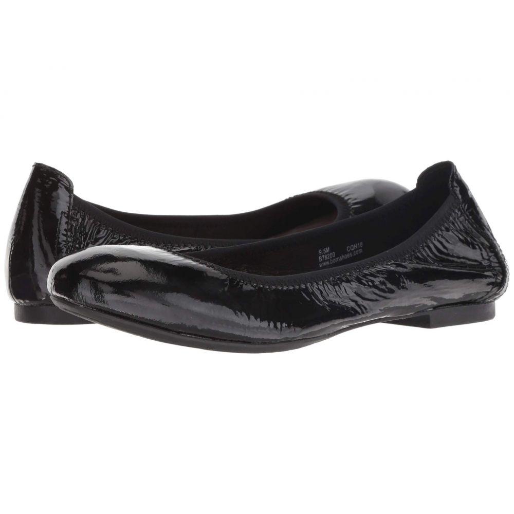 ボーン Born レディース スリッポン・フラット シューズ・靴【Julianne】Black Patent