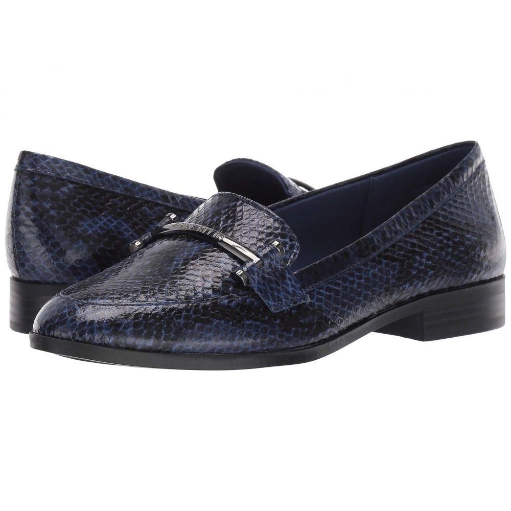 アン クライン Anne Klein レディース ローファー・オックスフォード シューズ・靴【Dezso】Navy