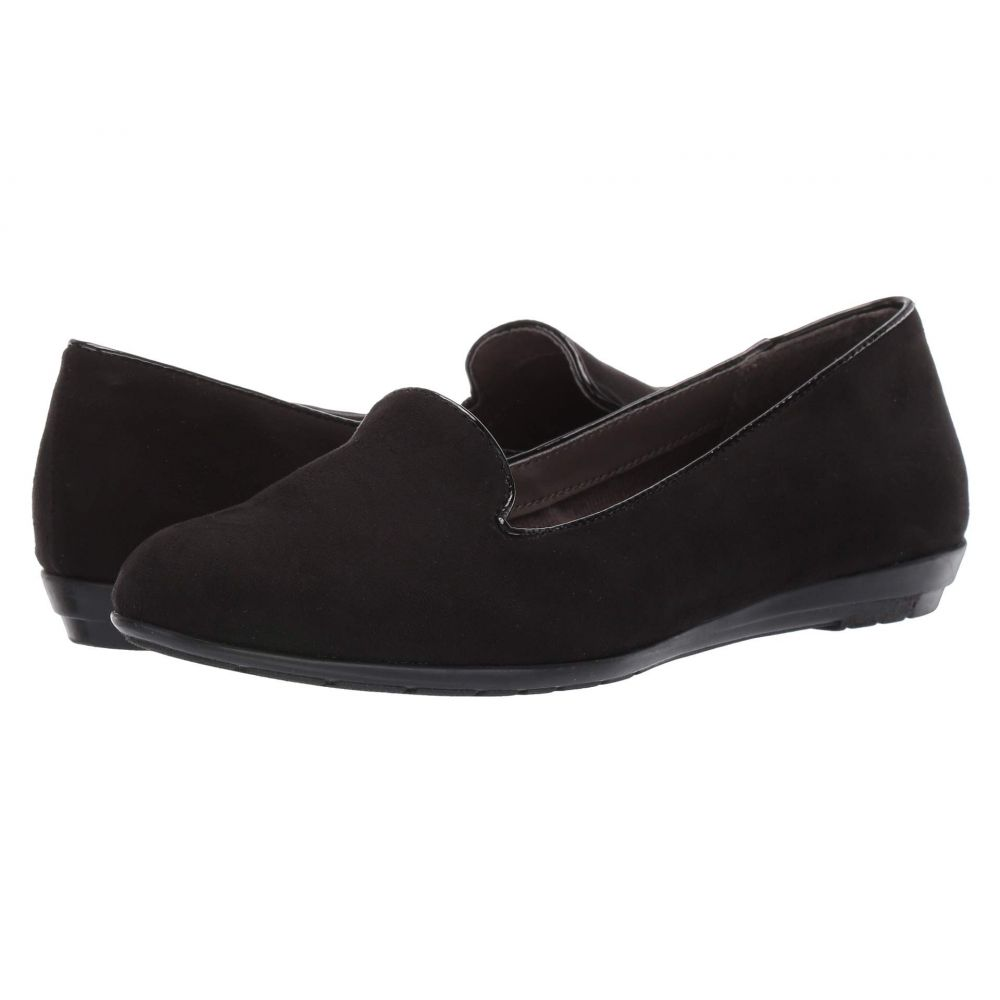 ユーロソフト EuroSoft レディース ローファー・オックスフォード シューズ・靴【Bernia】Black