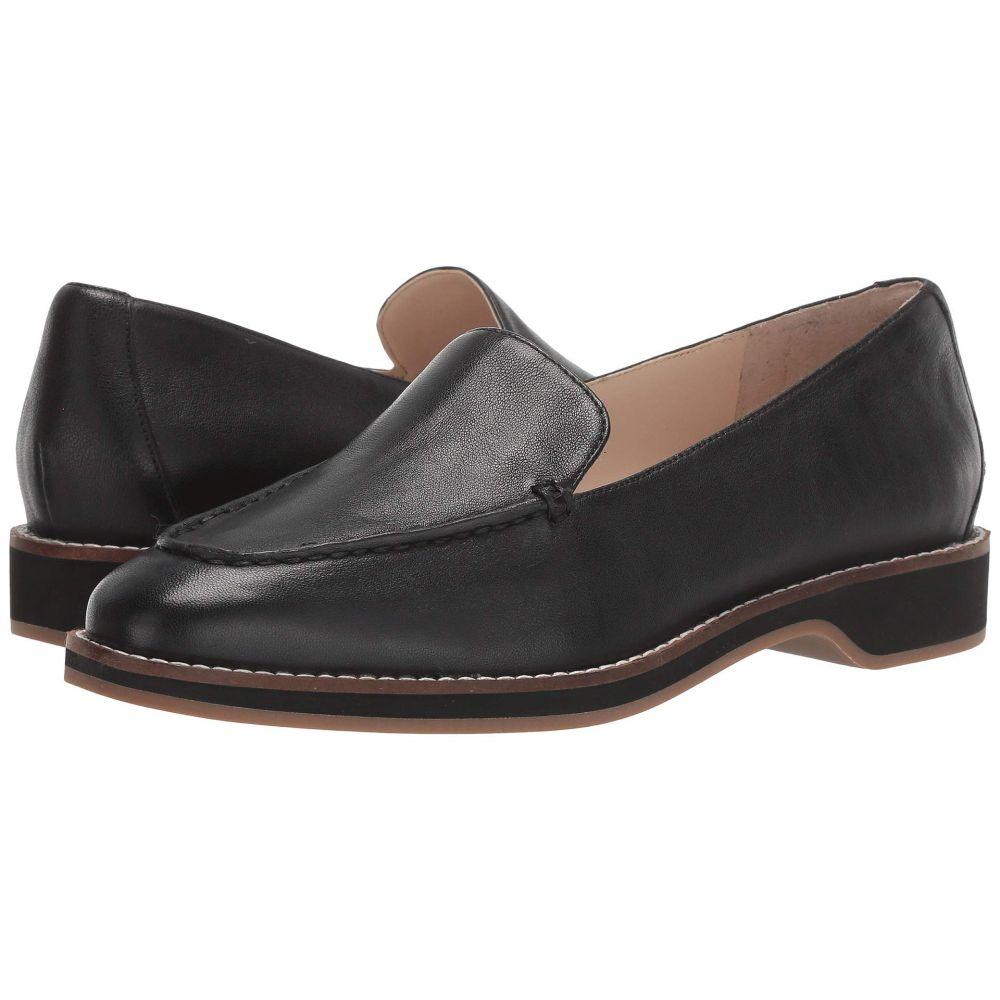 コールハーン Cole Haan レディース ローファー・オックスフォード シューズ・靴【The Go-To Loafer】Black Grainy Leather