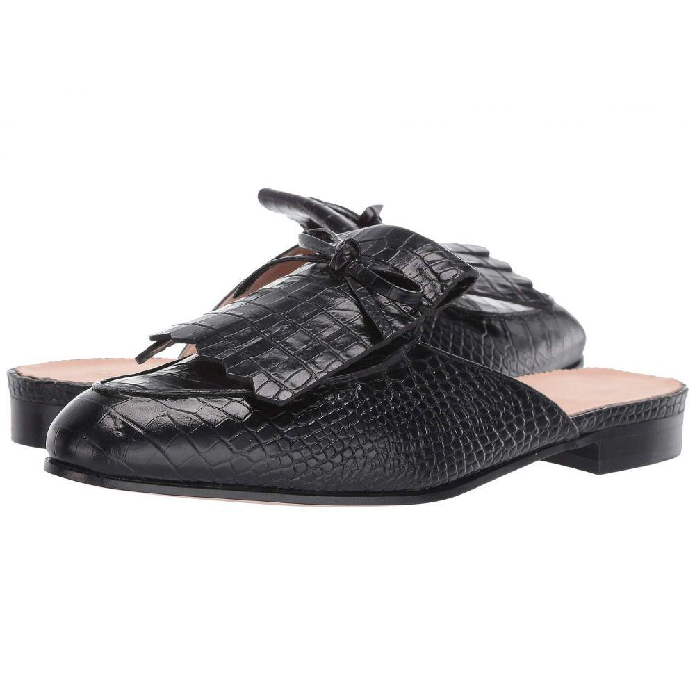 ジェイクルー J.Crew レディース サンダル・ミュール シューズ・靴【Academy Loafer Kiltie Mule】Black