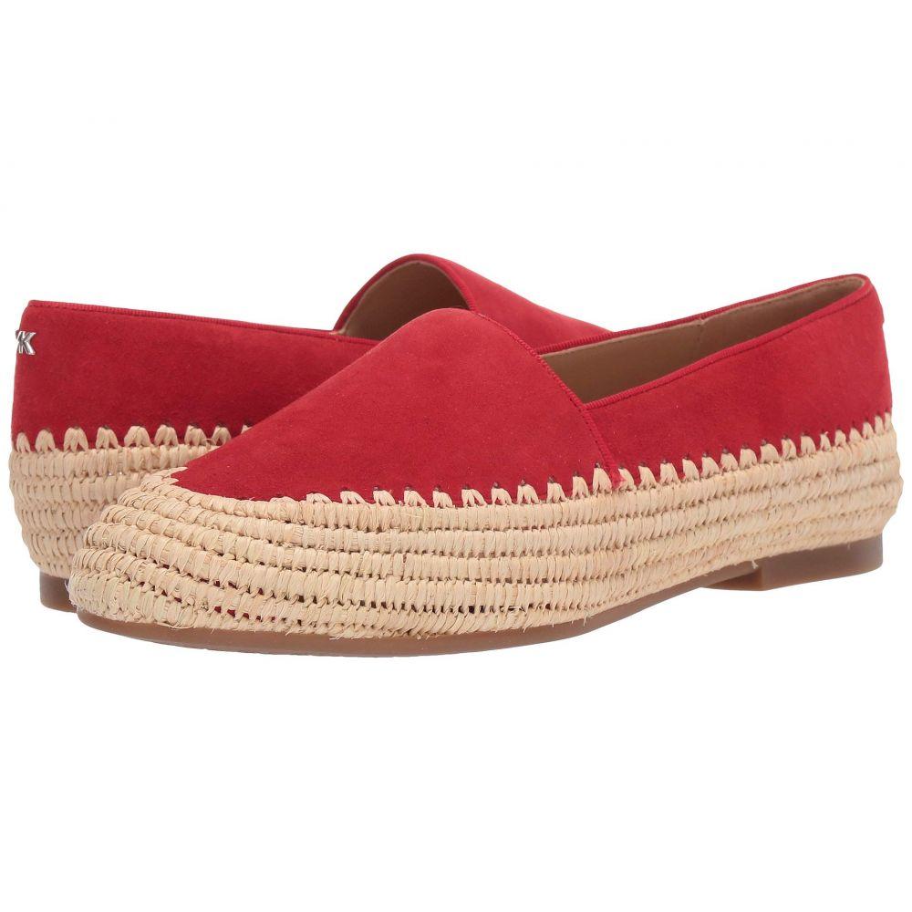 マイケル コース MICHAEL Michael Kors レディース ローファー・オックスフォード シューズ・靴【Bahia Slip-On】Bright Red