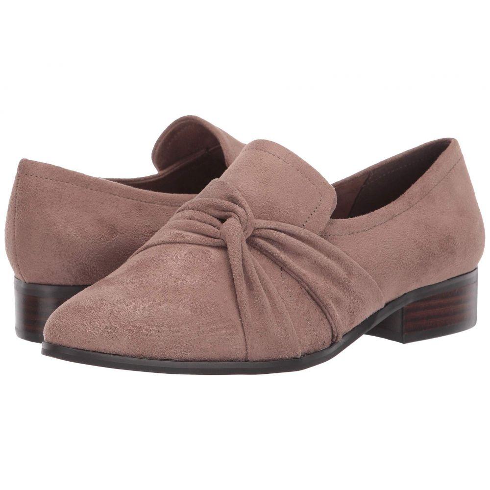 ベラヴィータ Bella-Vita レディース ローファー・オックスフォード シューズ・靴【Billie II】Taupe Super Suede