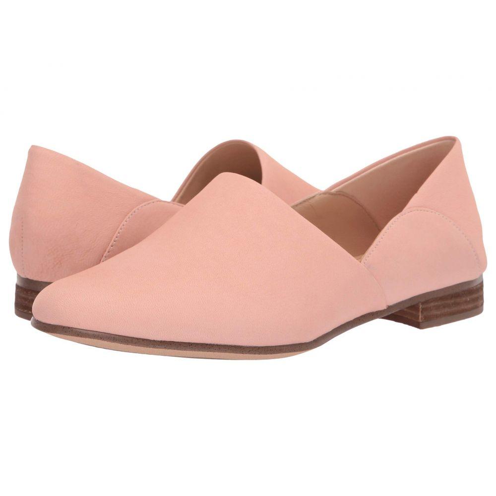 クラークス Clarks レディース ローファー・オックスフォード シューズ・靴【Pure Tone】Light Pink Leather