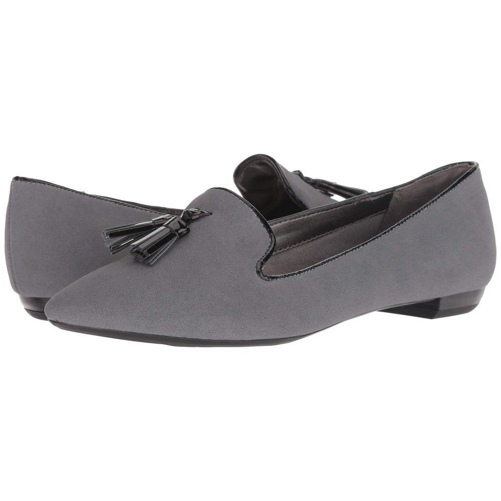 ライフストライド LifeStride レディース ローファー・オックスフォード シューズ・靴【Zola】Flannel Grey