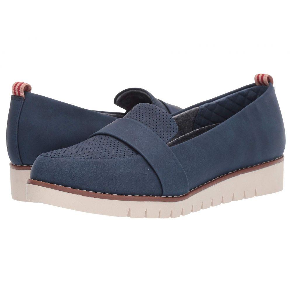 ドクター ショール Dr. Scholl's レディース ローファー・オックスフォード シューズ・靴【Imagine】Elegant Navy Smooth