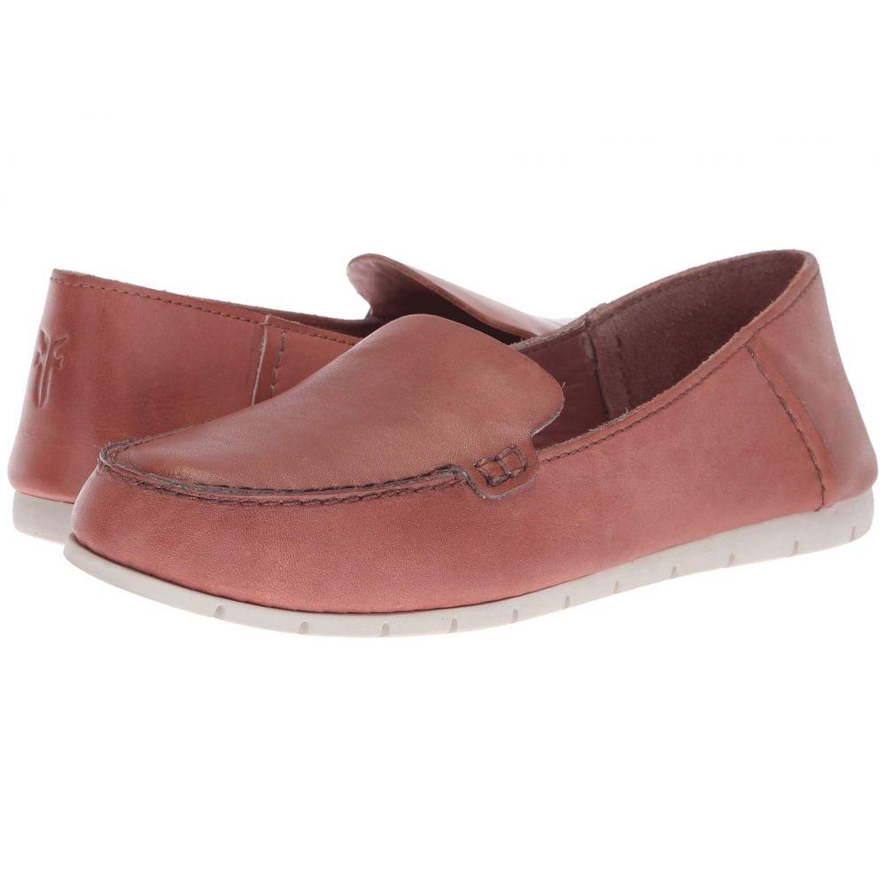 フライ Frye レディース ローファー・オックスフォード シューズ・靴【Sedona Venetian Moc】Salmon Dip-Dyed Leather