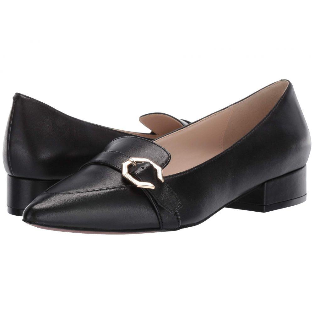 コールハーン Cole Haan レディース ローファー・オックスフォード シューズ・靴【Leela Skimmer】Black Leather
