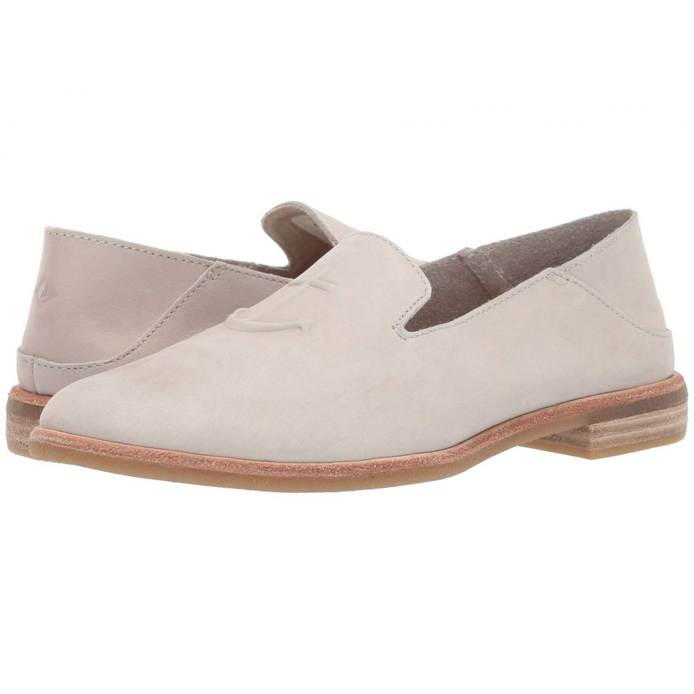 スペリー Sperry レディース ローファー・オックスフォード シューズ・靴【Seaport Levy Leather】Ivory