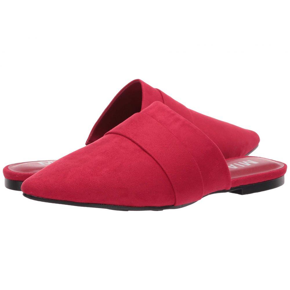 ミア MIA レディース ローファー・オックスフォード シューズ・靴【Cristy】Red