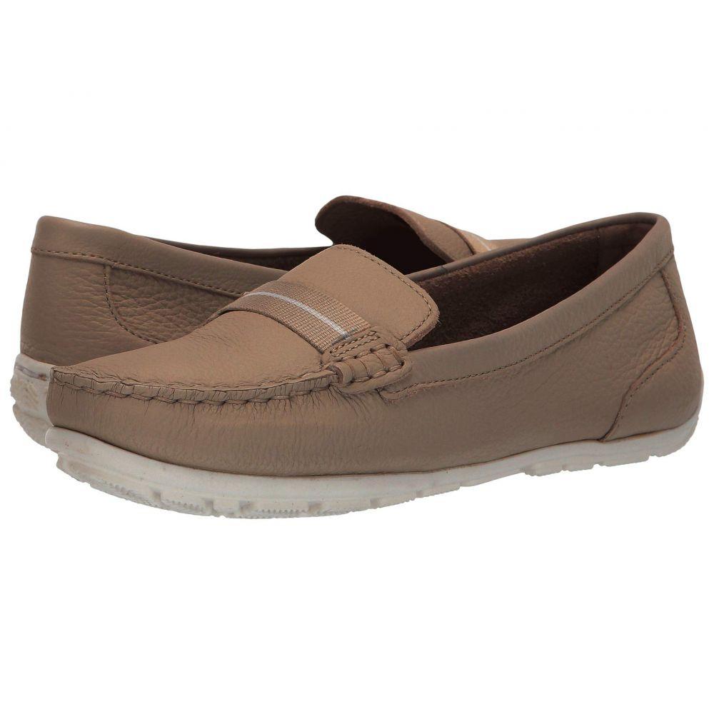 クラークス Clarks レディース ローファー・オックスフォード シューズ・靴 Dameo Vine Ivory Leather3L54ARjq