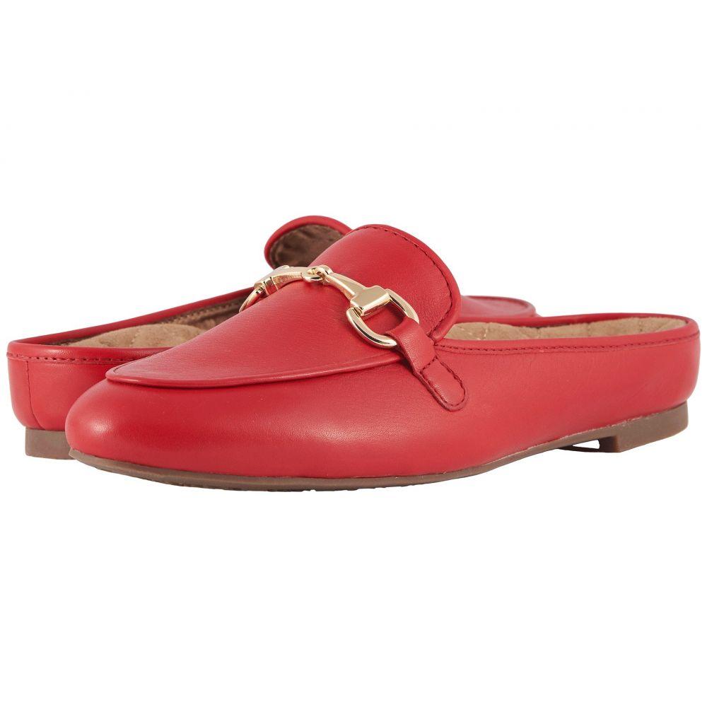 バイオニック VIONIC レディース ローファー・オックスフォード シューズ・靴【Adeline】Red
