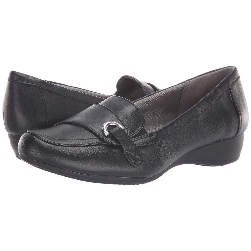 ライフストライド LifeStride レディース ローファー・オックスフォード シューズ・靴【Detroit】Black