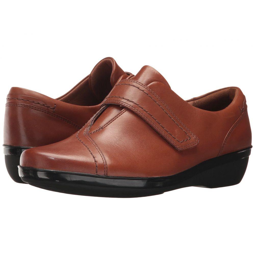 クラークス Clarks レディース ローファー・オックスフォード シューズ・靴【Everlay Dixey】Brown