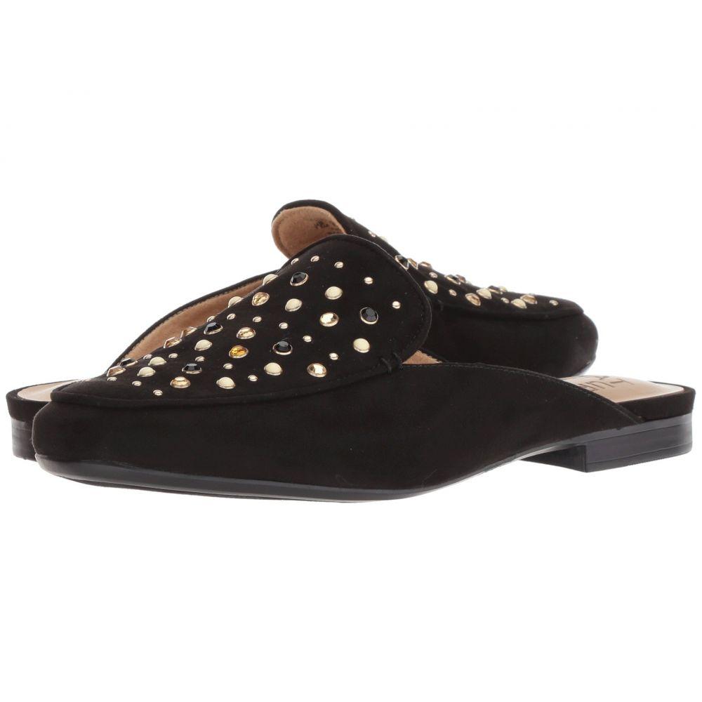 ナチュラライザー Naturalizer レディース ローファー・オックスフォード シューズ・靴【Eden 3】Black Microfiber