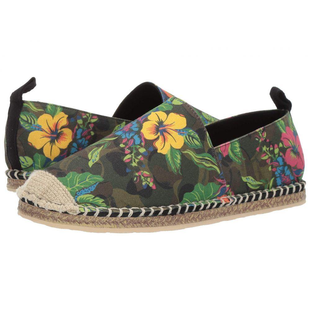 ラルフ ローレン Polo Ralph Lauren メンズ ローファー シューズ・靴【Barron】Floral Camo