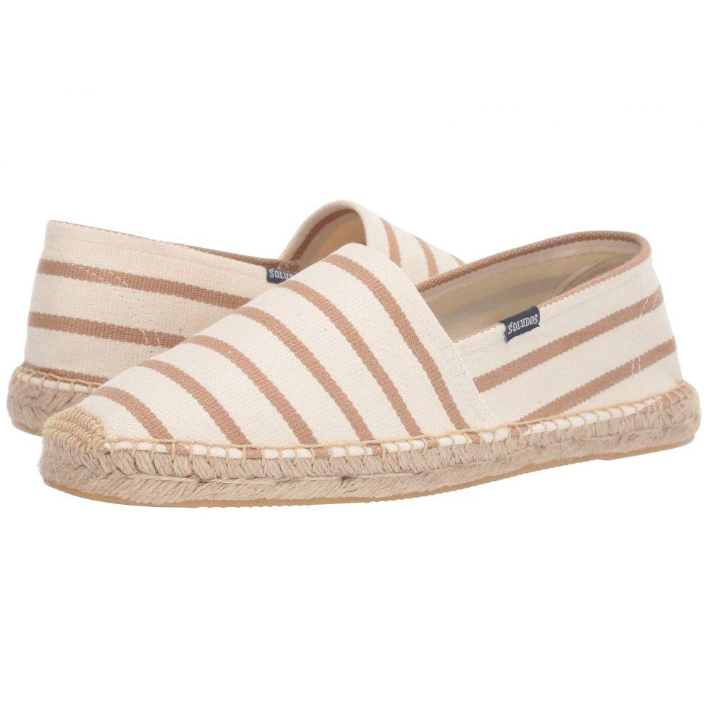 ソルドス Soludos メンズ ローファー シューズ・靴【Stripe Original Dali】Natural/Tan