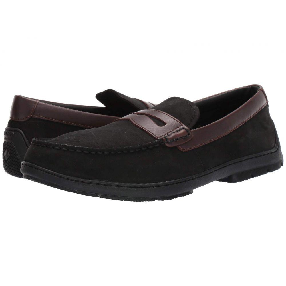 スペリー Sperry メンズ ローファー シューズ・靴【Monterey Penny】Black/Amaretto