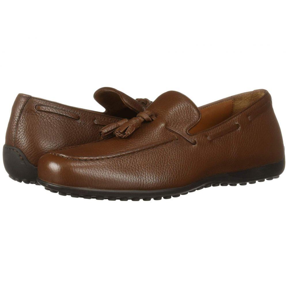 アクアタリア Aquatalia メンズ ローファー シューズ・靴【Richard】Chocolate Pebbled Calf