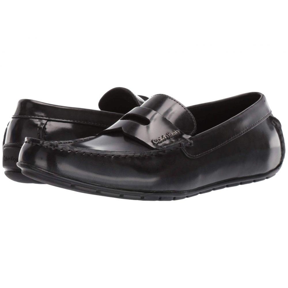 カルバンクライン Calvin Klein メンズ ローファー シューズ・靴【Ivan】Grey/Black
