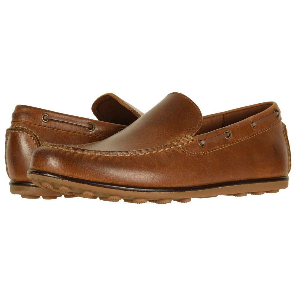 フライ Frye メンズ ドライビングシューズ ドライビングシューズ シューズ・靴【Venetian Driving Moc】Tan Leather