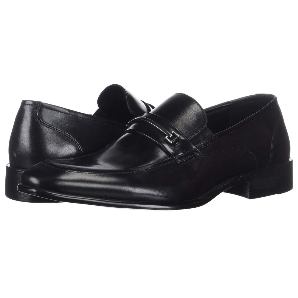 Stacy Adams Mens Naples Driver Slip-on Sandal Loafer