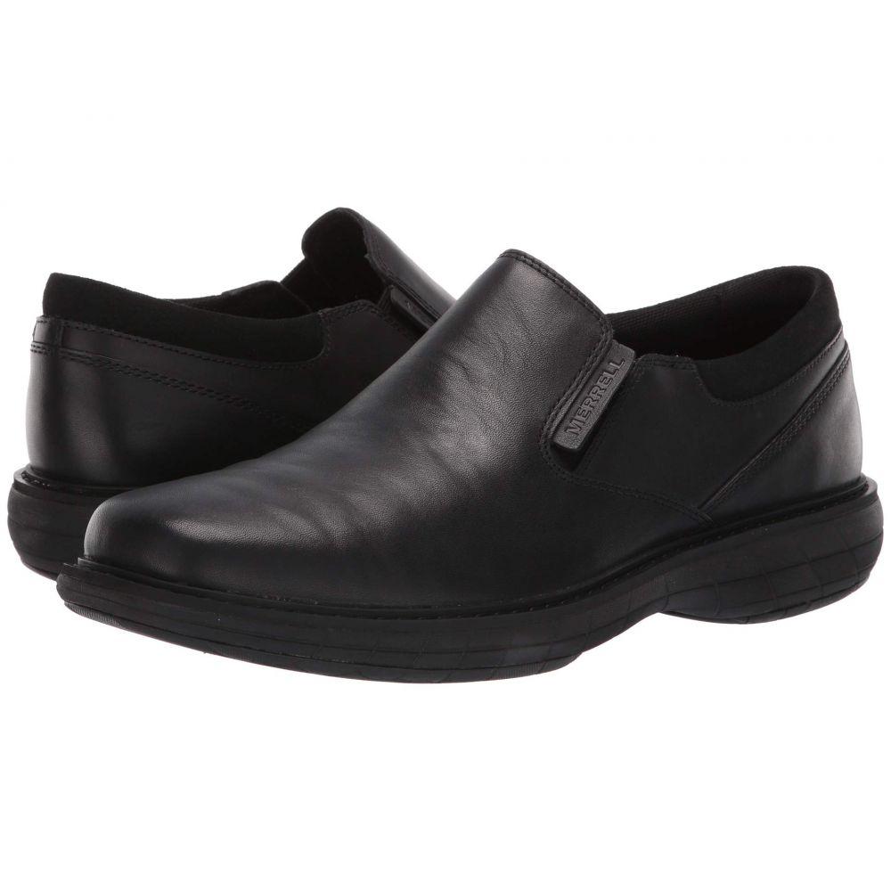 メレル Merrell メンズ ローファー シューズ・靴【World Vue Craft Moc】Black
