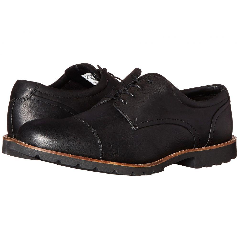 ロックポート Rockport メンズ 革靴・ビジネスシューズ シューズ・靴【Channer】Black