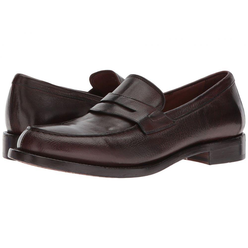 フライ Frye メンズ ローファー シューズ・靴【Gutsy Penny】Redwood
