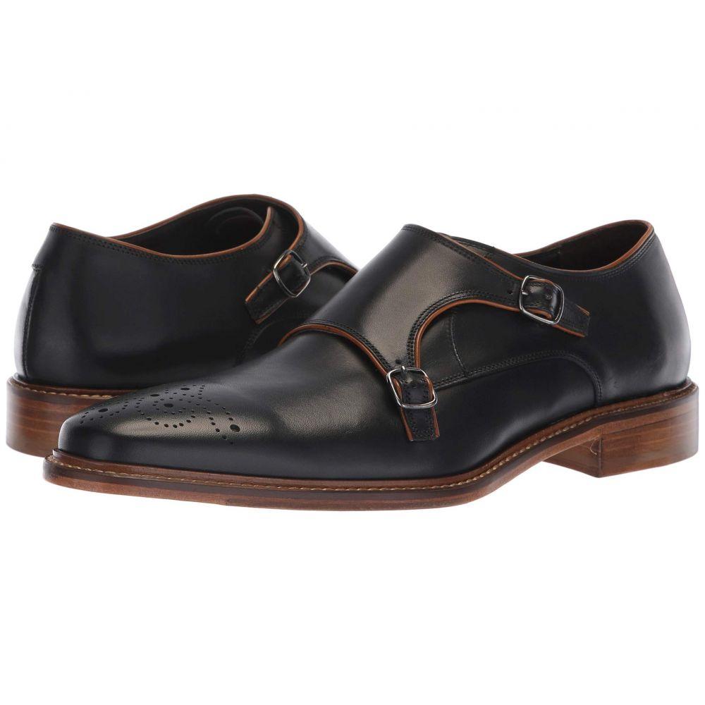 ブルーノ マリ Bruno Magli メンズ 革靴・ビジネスシューズ シューズ・靴【Joseph】Black