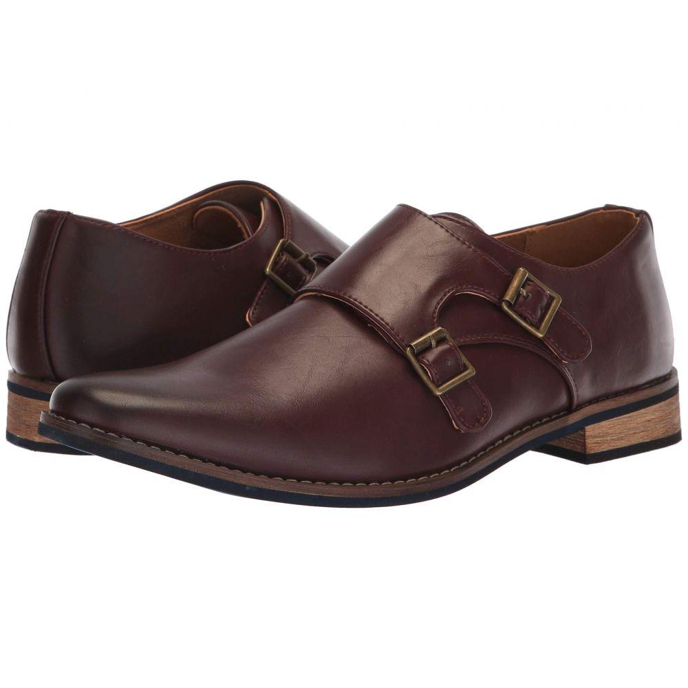 ディール スタッグス Deer Stags メンズ 革靴・ビジネスシューズ シューズ・靴【Cyprus】Burgundy/Blue