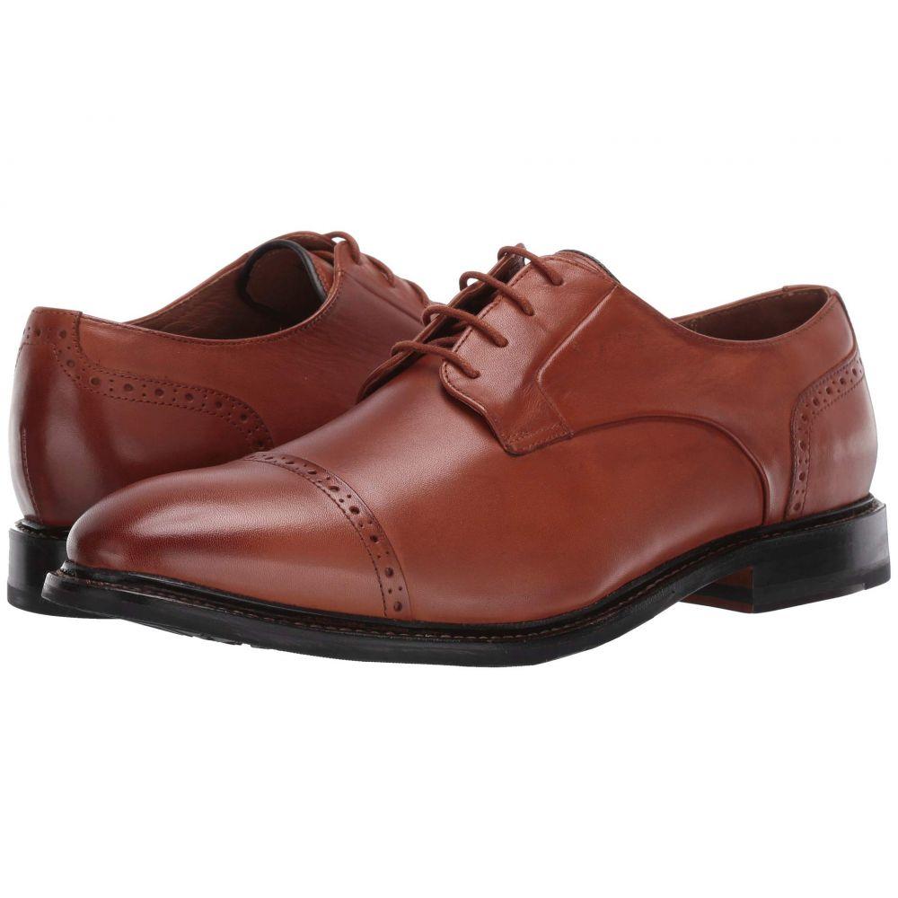 ボストニアン Bostonian メンズ 革靴・ビジネスシューズ シューズ・靴【Bridgeport Cap】Tan Leather