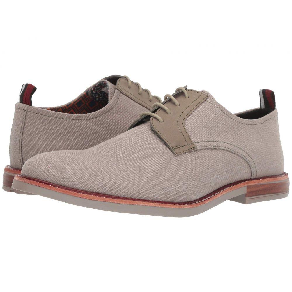 ベンシャーマン Ben Sherman メンズ 革靴・ビジネスシューズ シューズ・靴【Brent Plain Toe】Alloy